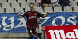 El Reus castiga al Oviedo y el Mirandés se mantiene arriba