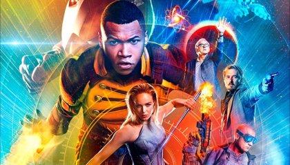 Legends of tomorrow: Nuevas caras en el póster de la 2ª temporada