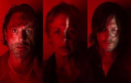 The Walking Dead: Nuevos retratos de los protagonistas de la 7ª temporada