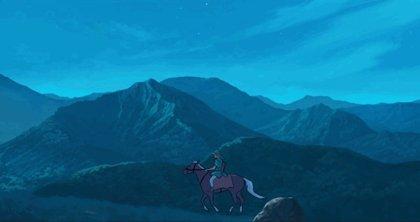 Así sería la película de Zelda hecha por Studio Ghibli (Vídeo)