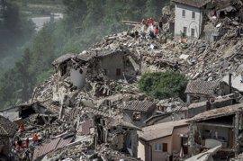 Renzi sitúa en 4.000 millones de euros las pérdidas por el terremoto de Italia