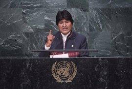 Evo Morales denuncia a Chile ante la ONU por violar los Derechos Humanos