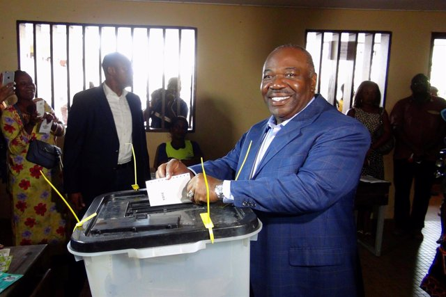 Presidente de Gabón, Alí Bongo