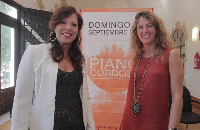 Presentación del evento 'Piano Córdoba'
