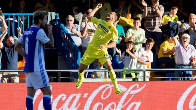 Villarreal supera a la Real Sociedad