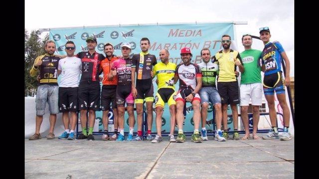 Trofeo de Total Bike de Campotéjar (Granada)