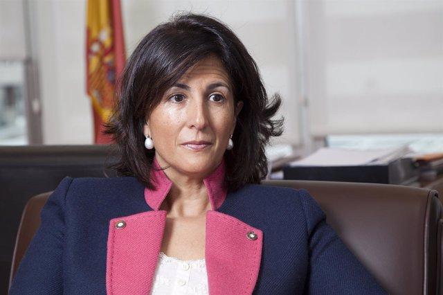 La diputada nacional del PP por Murcia, Isabel Borrego