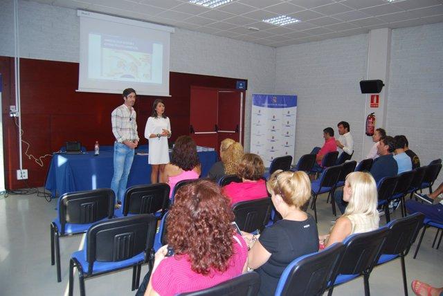 Jornadas sobre menopausia organizada por la Diputación de Almería