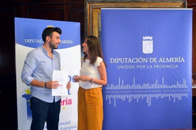 Diputación de Almería lleva a un voluntario a Polonia para un proyecto