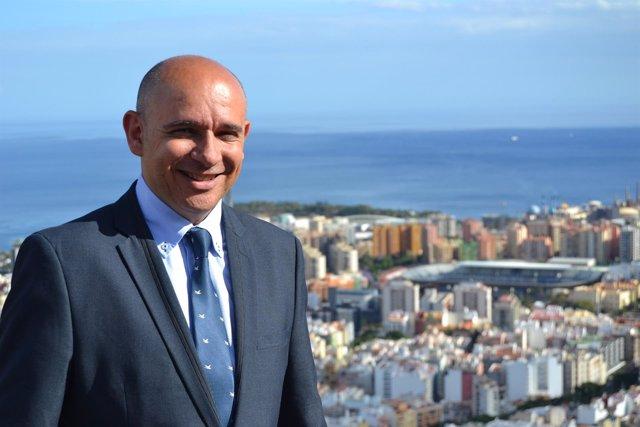 Antonio Blanco, concejal de C´s en Santa Cruz de Tenerife