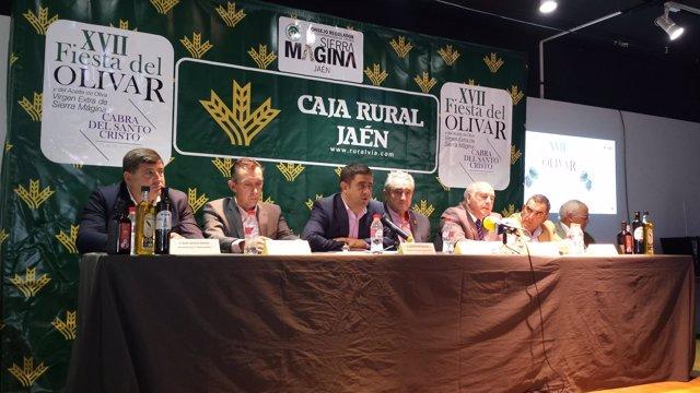 Fiesta del Olivar en Mágina (Jaén)