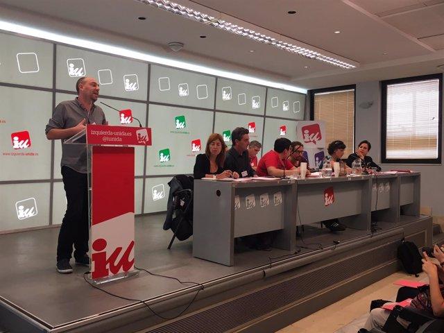 Ernesto Alba expone el 'Plan de Acción 2016-2017'