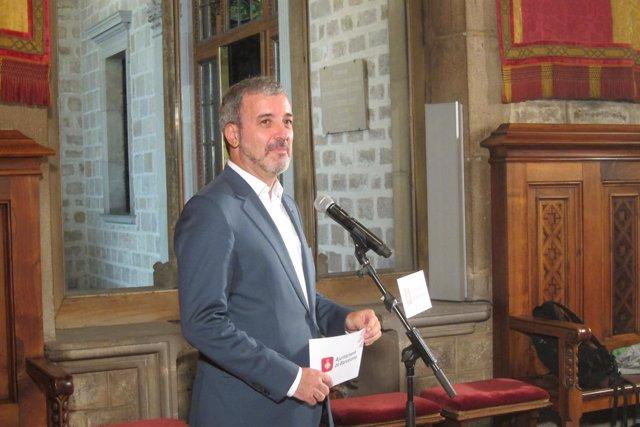 El concejal del PSC Jaume Collboni