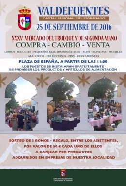 XXXV Mercado Del Trueque Y Segunda Mano