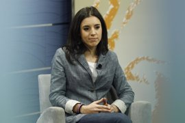 """Irene Montero: """"Construir derechos humanos implica conflicto, no ser simpático"""""""