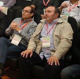 Carlos Duque y Carlos Pedrosa