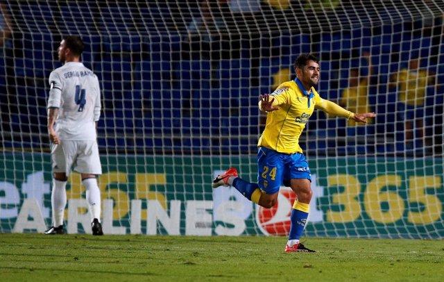 Las Palmas vence al Real Madrid