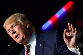 Trump amenaza con llevar al debate a una examante de Bill Clinton
