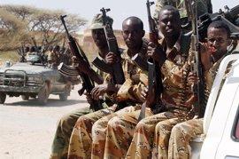 Mueren diez personas en combates entre el Ejército y Al Shabaab en el sur de Somalia