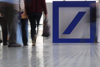 La cotización de Deutsche Bank alcanza mínimos históricos y arrastra a la banca europea