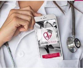 Lanzan 'HealthScience', una 'app' de actualización científica para profesionales