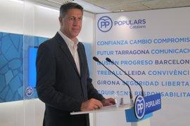 Albiol: el PP dialogaría con Puigdemont si propone una reforma de la Constitución