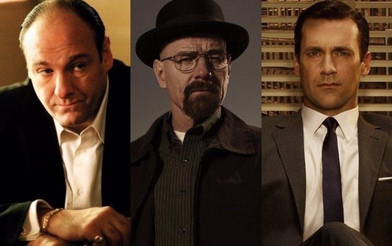 ¿Son estas las 100 mejores series de la historia?