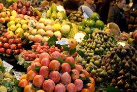 Los andaluces son los españoles que más fruta y verdura consumen al día, según un estudio