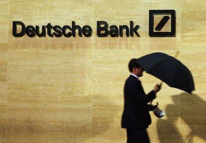 Deutsche Bank se hunde un 7,54% hasta sus mínimos históricos