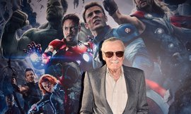 Stan Lee ha rodado en un solo día sus cuatro nuevos cameos para Marvel