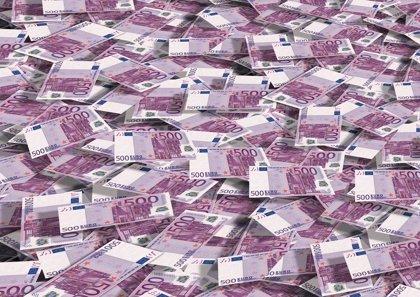 Los billetes de 500 euros y de 100 euros en circulación en España marcan nuevos mínimos históricos