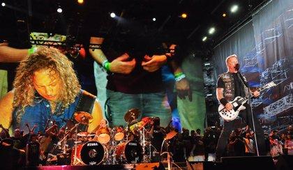 """Metallica dedican una canción de su nuevo disco a Lemmy de Motörhead, al que recuerdan como """"un padre"""""""