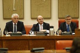 El PP se escuda en el TC ante las críticas por el plante de Guindos al Pleno del Congreso