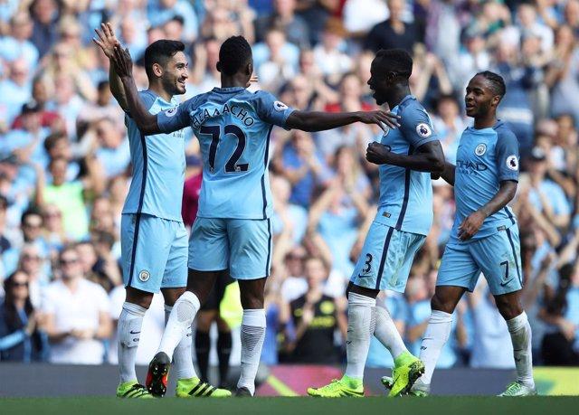 El Manchester City de Guardiola sigue líder