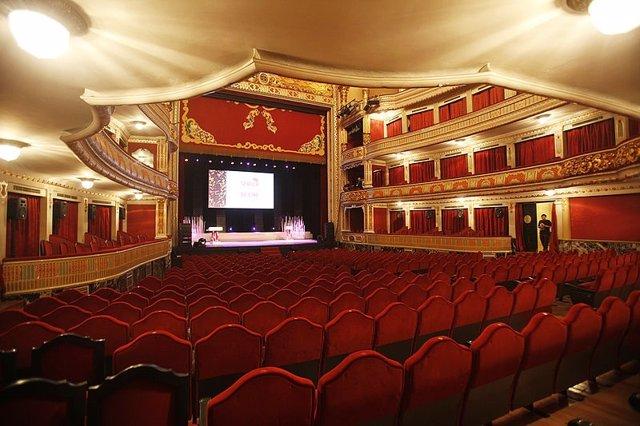 La sgae califica de paso muy importante en el proceso de desinversi n la venta del teatro - Teatro coliseum madrid interior ...