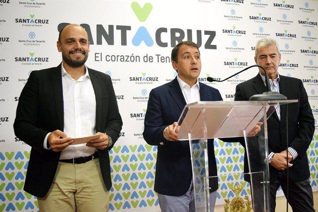 Presentación de 'Santa Cruz Sal2'