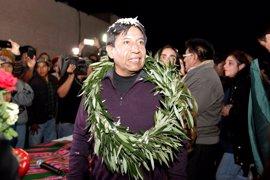 Choquehuanca pide a la ONU un informe que verifique los abusos de DDHH en Chile