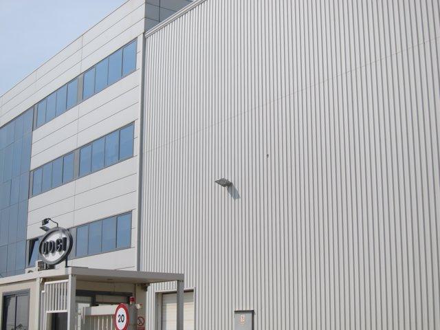 Fàbrica de Dogi en El Masnou (Barcelona)