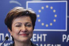 Georgieva pacta una baja sin sueldo en Bruselas para poder optar a dirigir la ONU