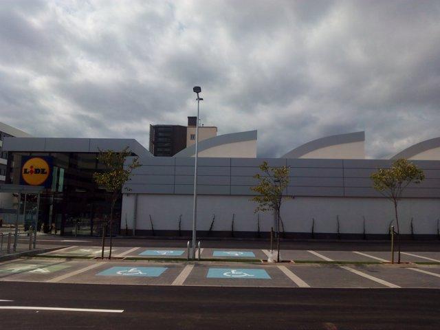 El nuevo supermercado de Lidl en Cornellà