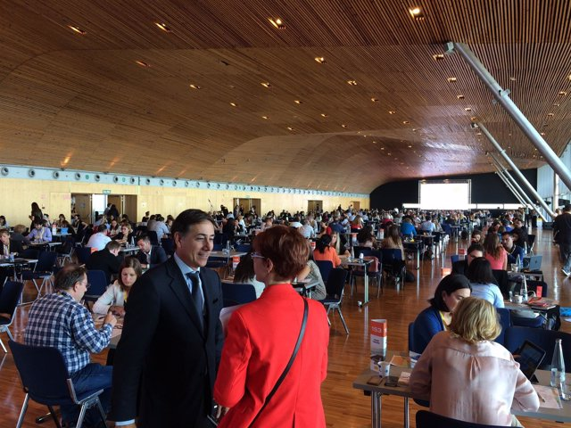 Los operadores turísticos participan en el 'Buy Catalunya'