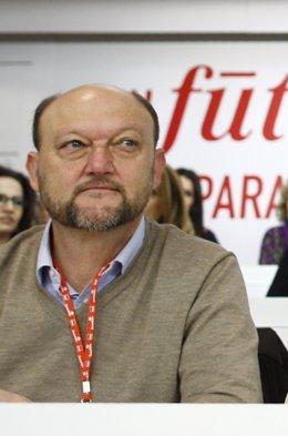 El socialista Antonio Pradas