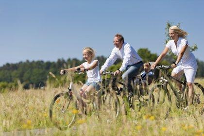 Rutas en bici por Madrid con niños