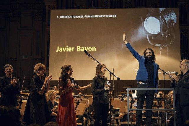 El músico Javier Bayon