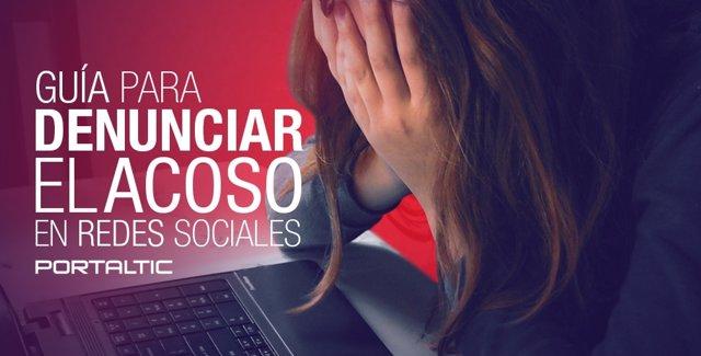 Guía para denunciar el acoso en las redes sociales
