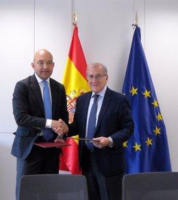Balbino Prieto y Jaime García-Legaz