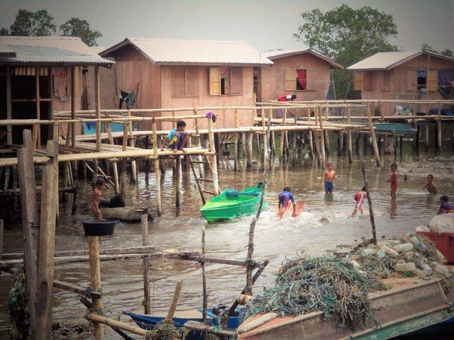Acompañamiento de Manos Unidas a las poblaciones más desfavorecidas