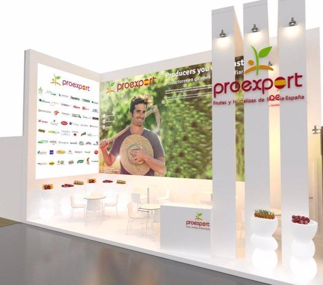 NOTA DE PRENSA: 36 Empresas Asociadas A PROEXPORT Llevarán A Fruit Attraction La