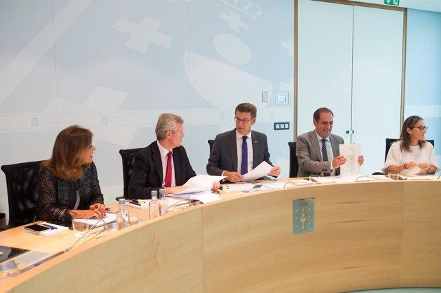 Consello de la Xunta del 29 de septiembre