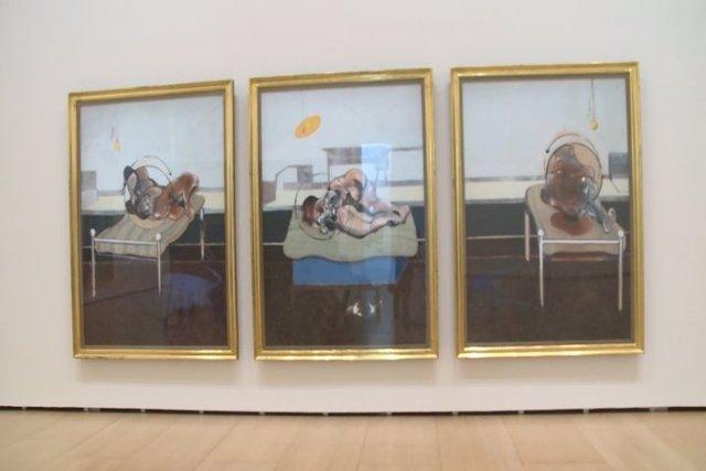 """La exposición """"Francis Bacon: de Picasso a Velázquez"""" en el Guggenheim de Bilbao"""